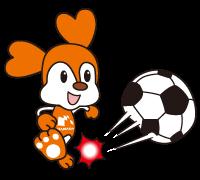 ココちゃん サッカー