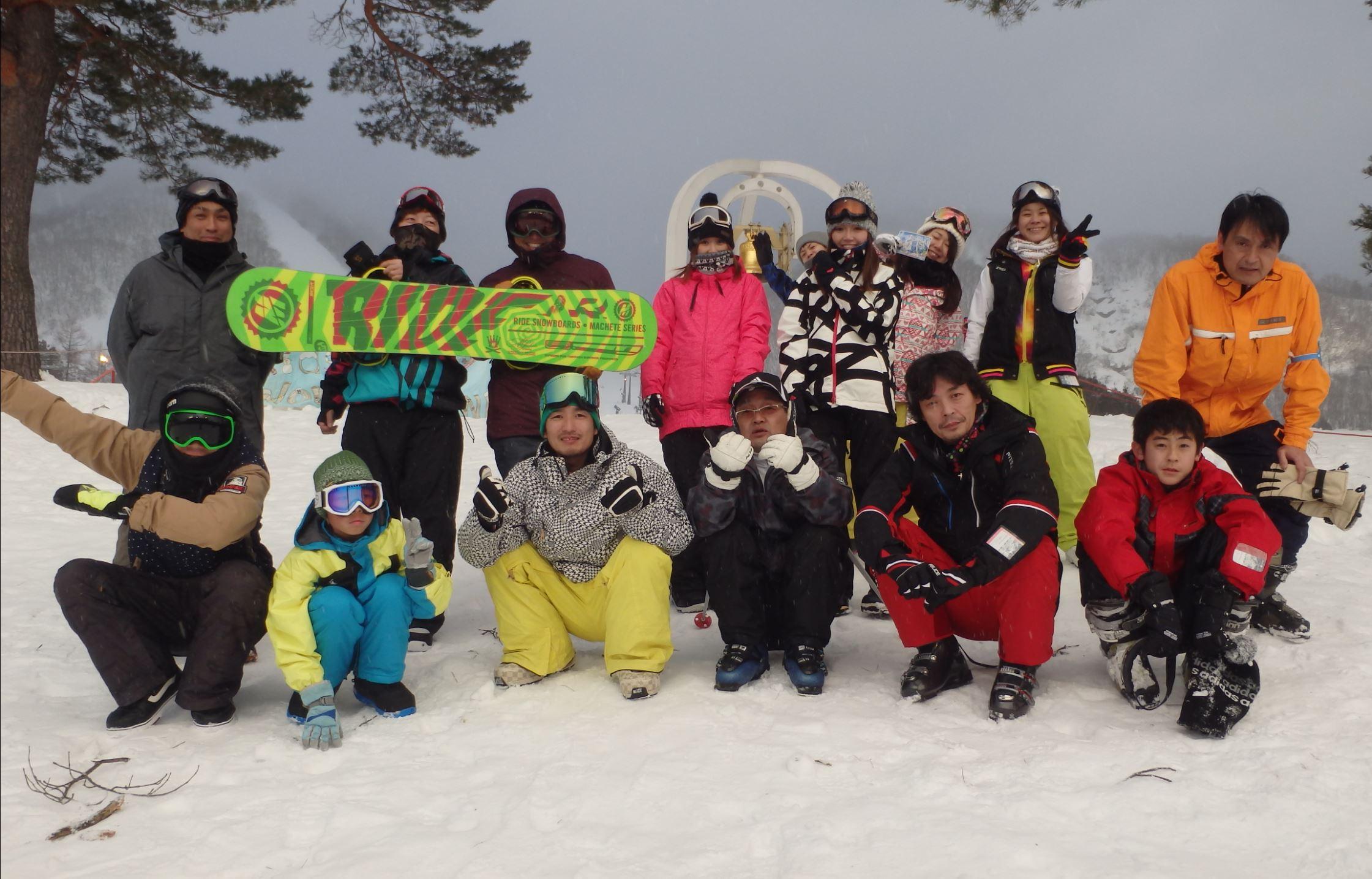 君津スキー