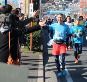 北九州マラソン③